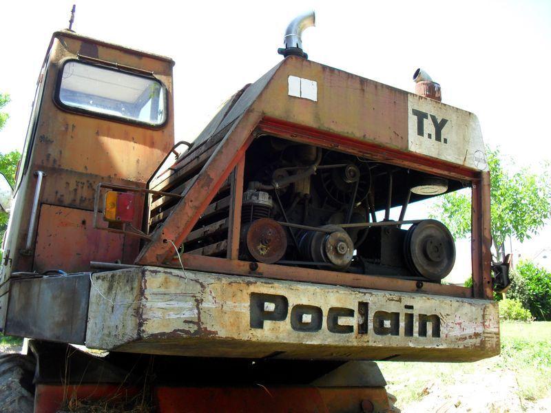 Poclain TY 45