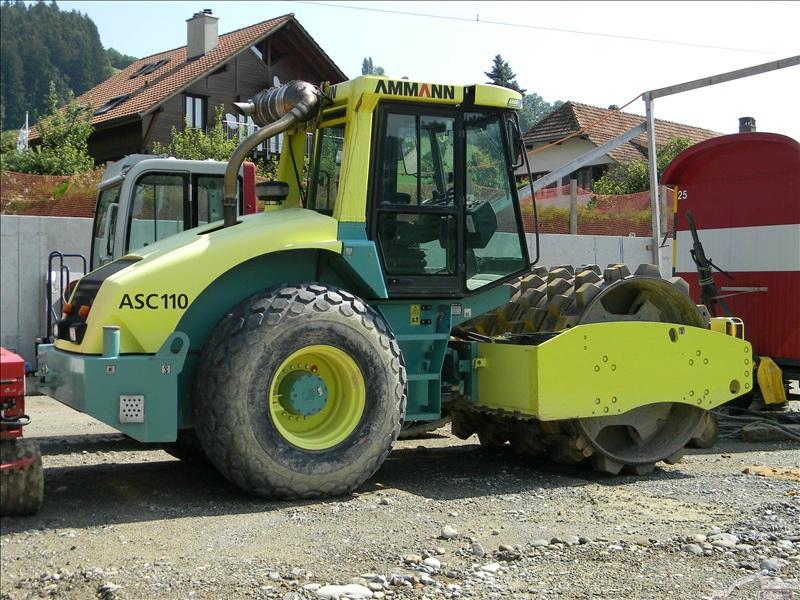 Ammann ASC 110 PD