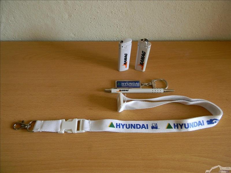 Objets publicitaires Hyundai ( Bamag )