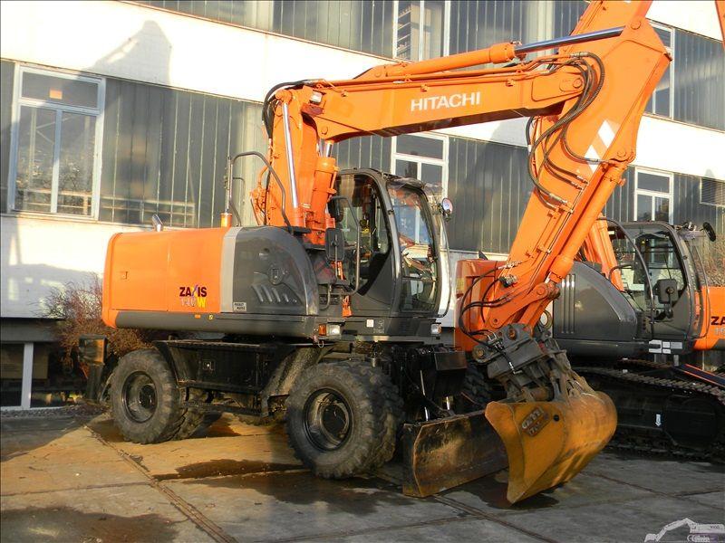 Hitachi ZAXIS 140 W