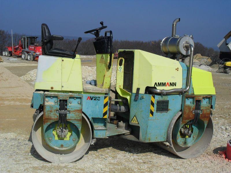 Ammann AV 23