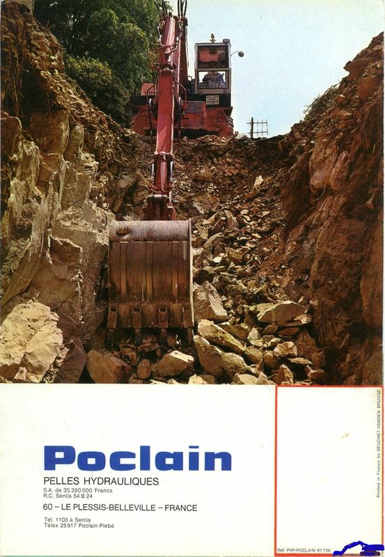 Technique Poclain LY 2 P