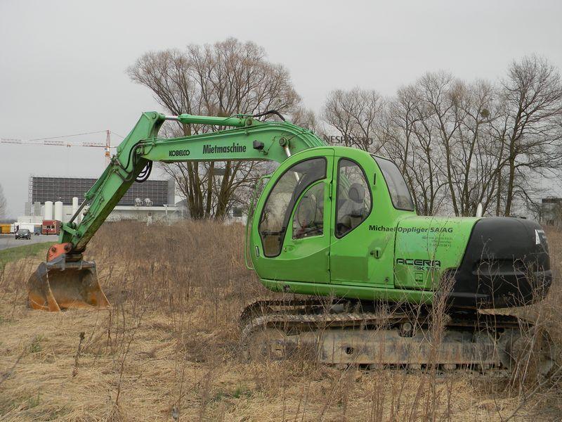 Kobelco SK 120 ACERA