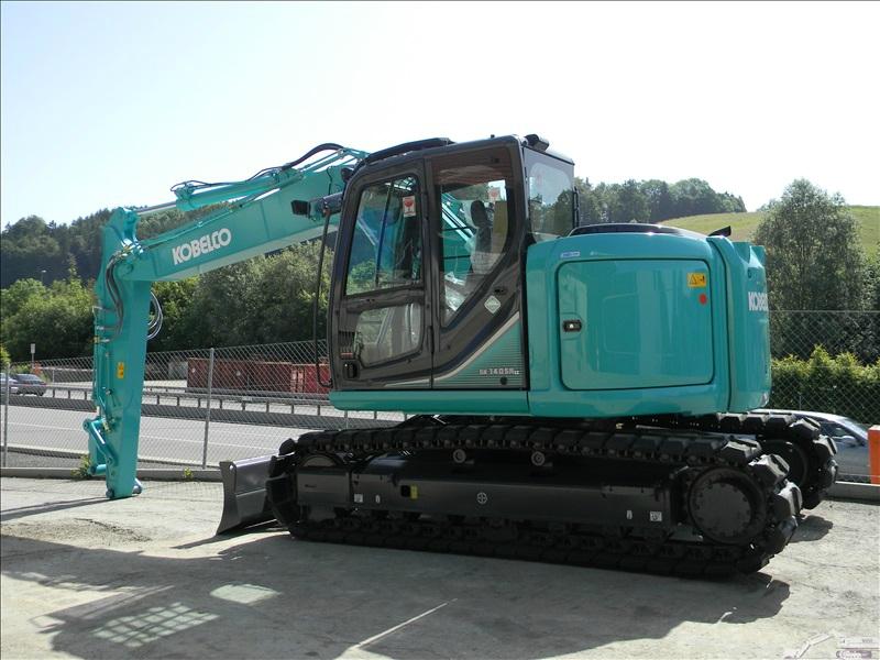 Kobelco SK 140 SR LC