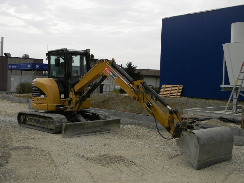 Caterpillar 304 C CR