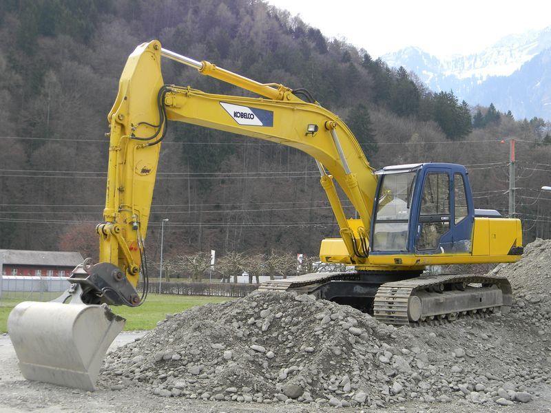 Kobelco SK 200 III LC