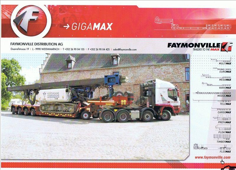Faymonville Gigamax