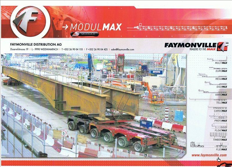 Faymonville Modulmax