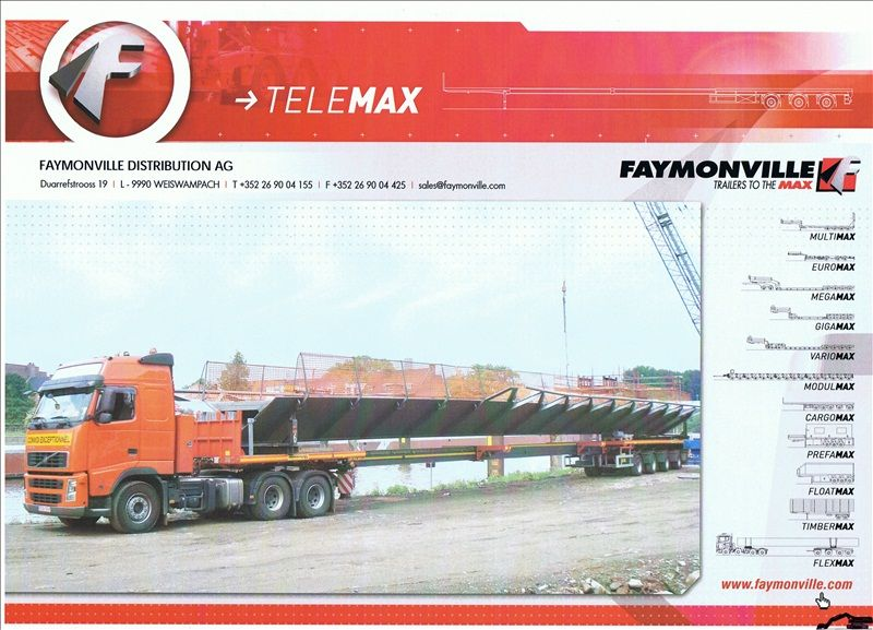 Faymonville Telemax
