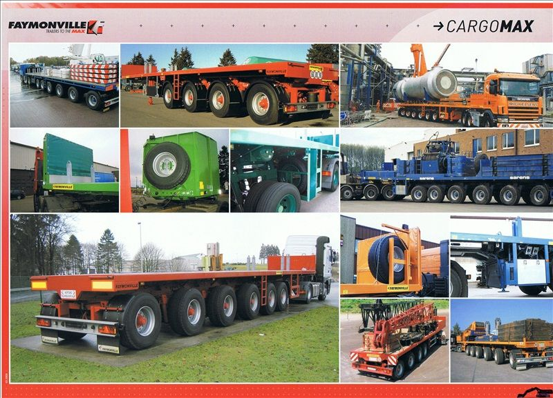 Faymonville Cargomax