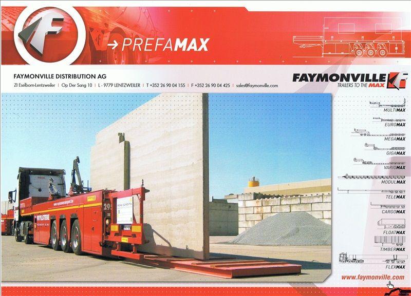 Faymonville Prefamax