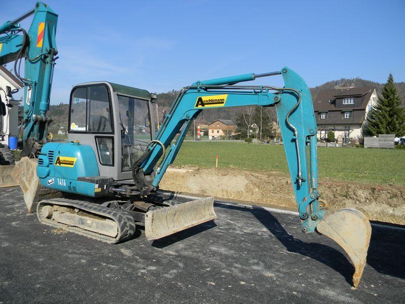 Hitachi ZAXIS 30