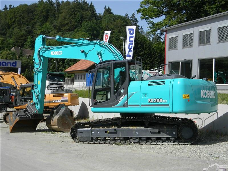 Kobelco SK 280 NLC