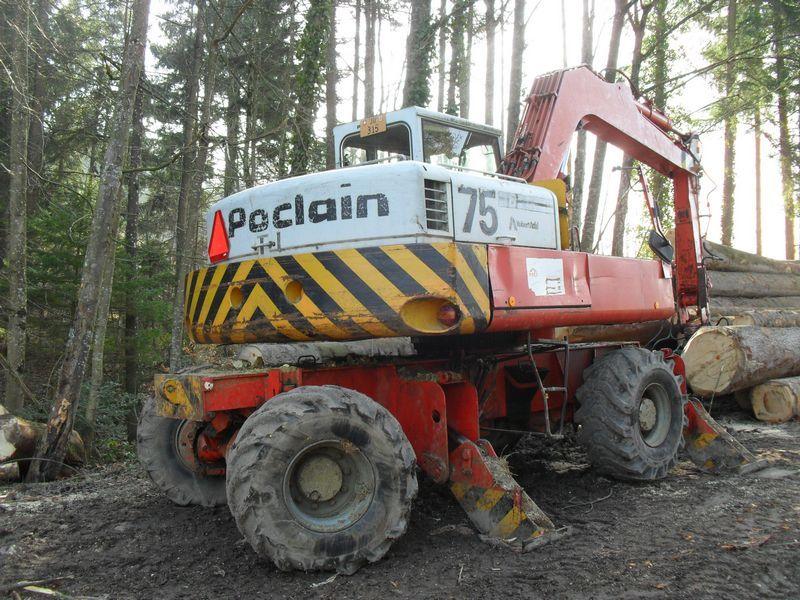 Poclain 75 P B
