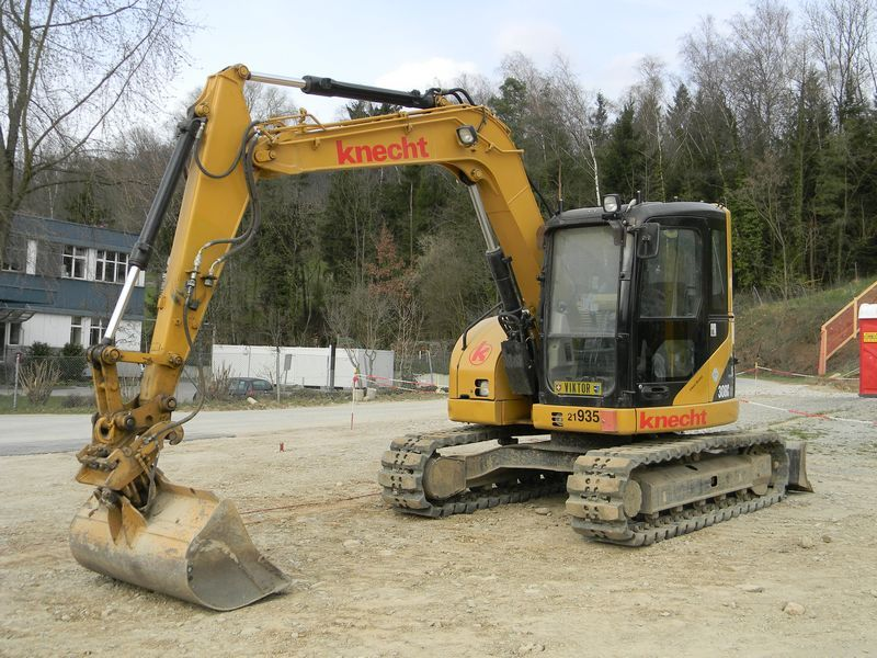 Caterpillar 308 C CR