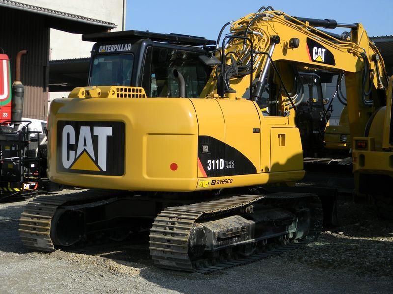 Caterpillar 311 D LRR