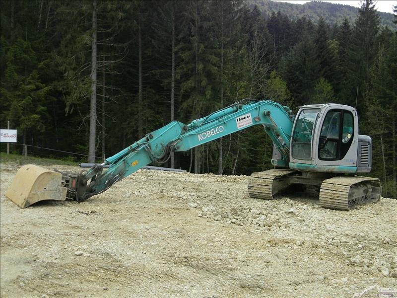 Kobelco 135 SR LC