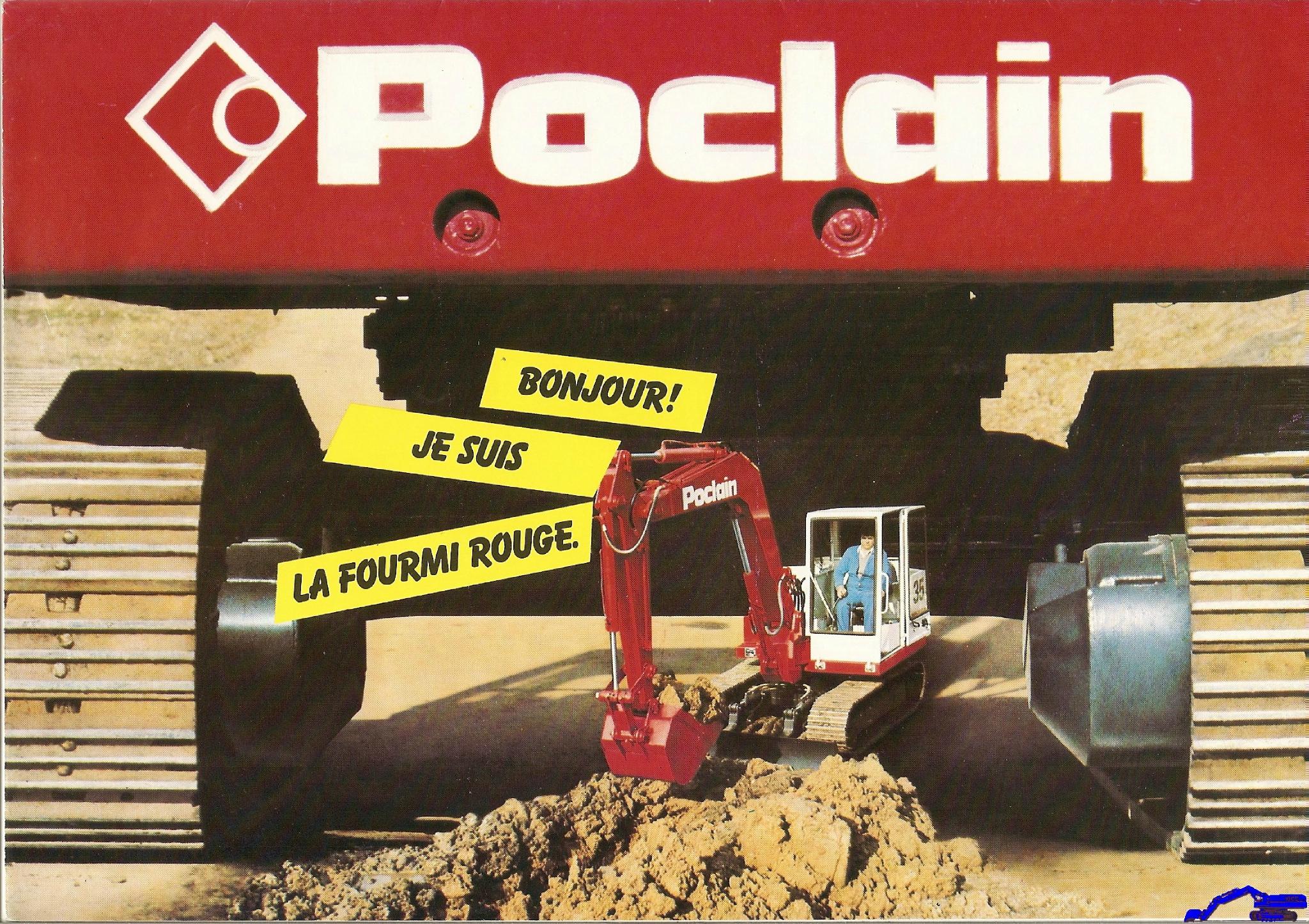 Technique Poclain
