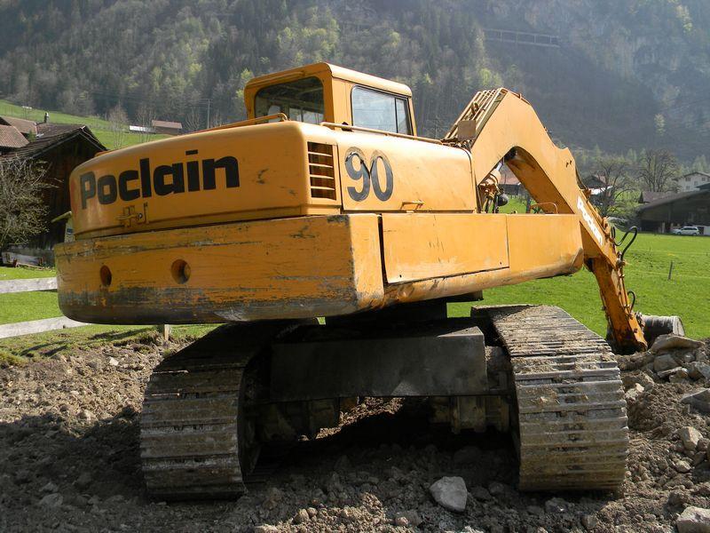 Poclain 90 CK