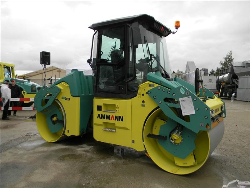 Ammann ARX 90