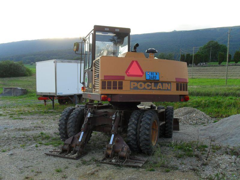 Poclain 488