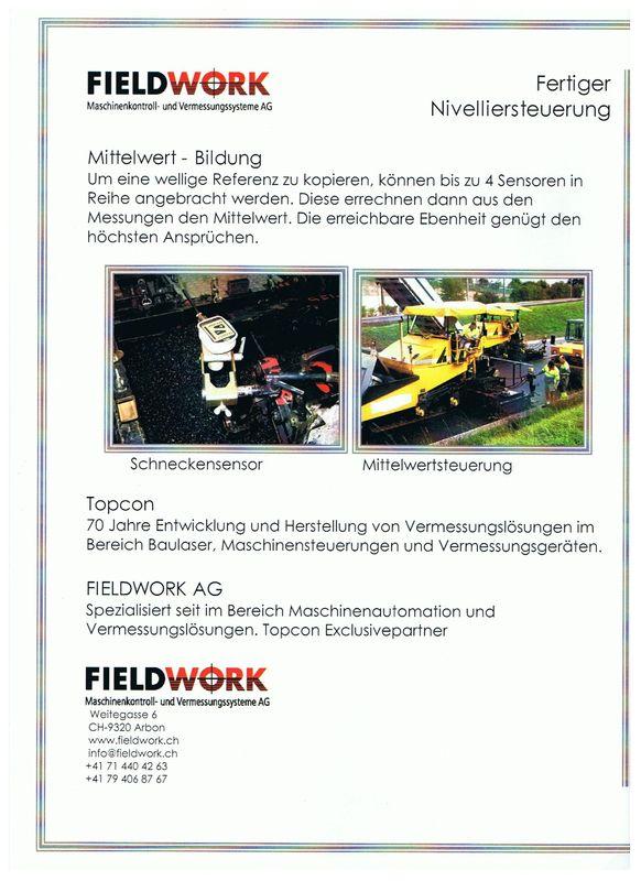 Topcon Fieldwork