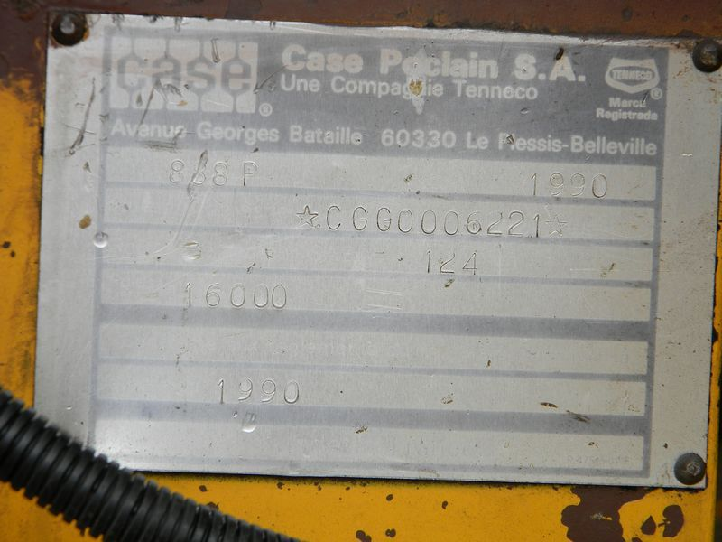 Case Poclain 888 P