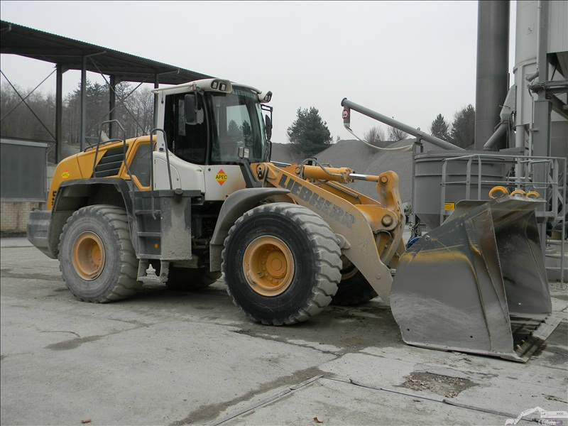 Liebherr L 556 2 plus 2