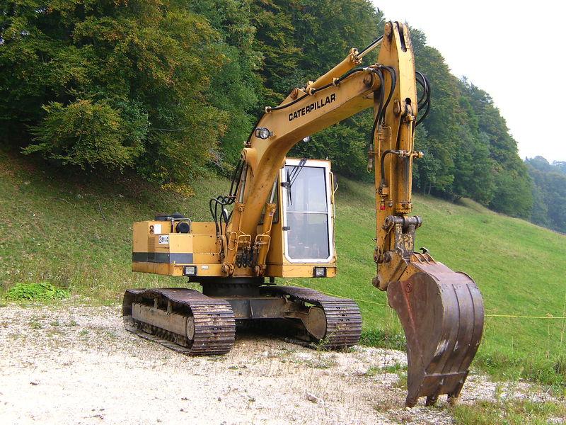 Caterpillar 211 L C