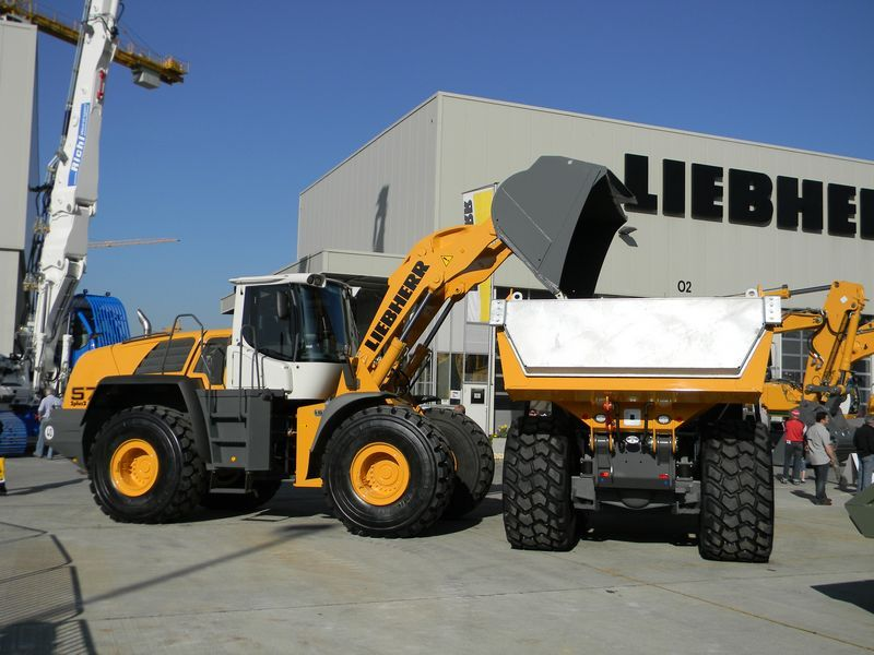 Liebherr L 576 2 plus 2