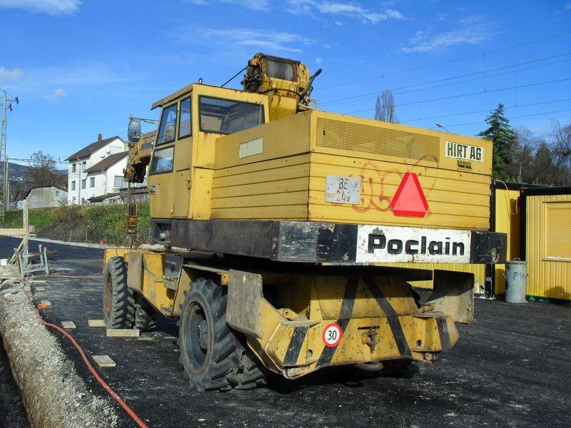 Poclain LY 2P 4X4
