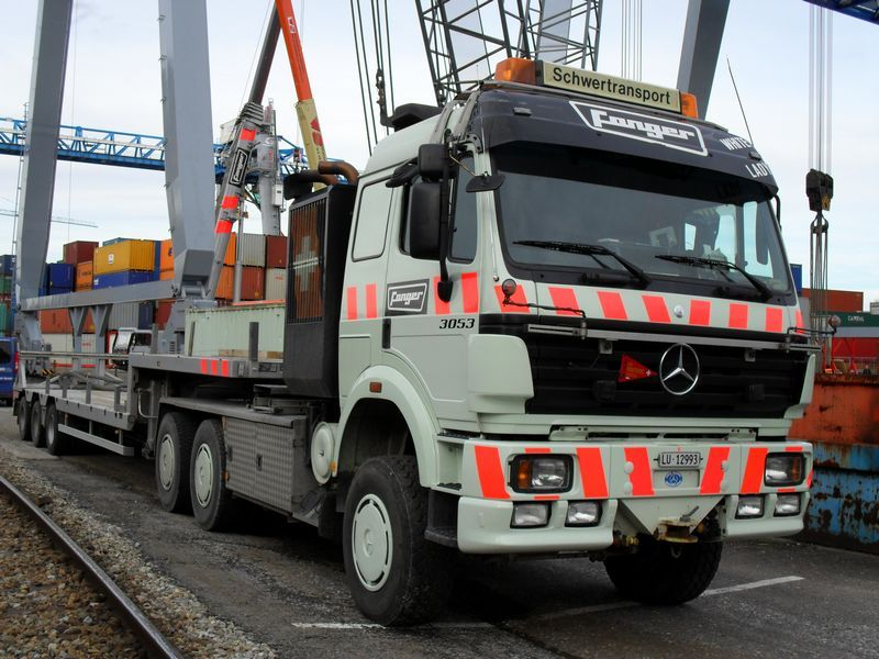 Camions divers