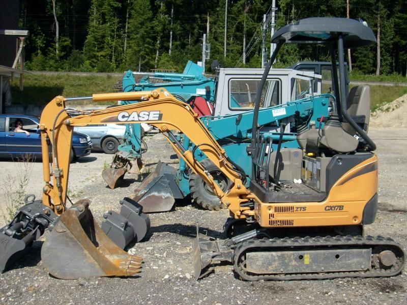 Case CX 17 B