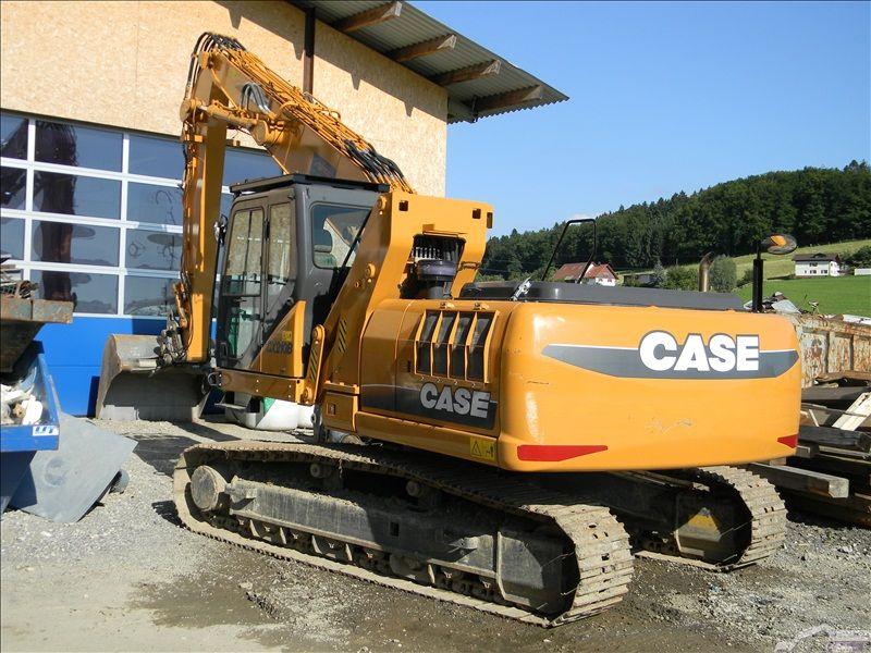 Case CX 210 B MH