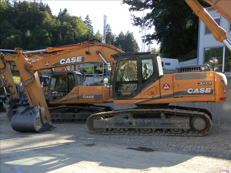 Case CX 250 C