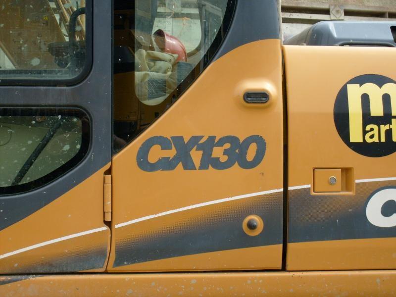 Case CX 130