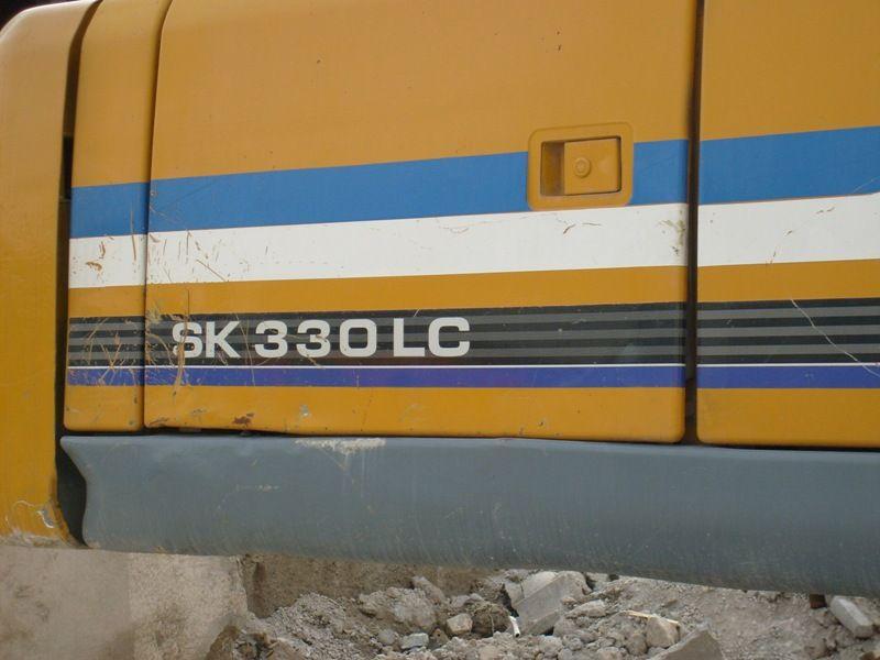 Kobelco SK 330 LC