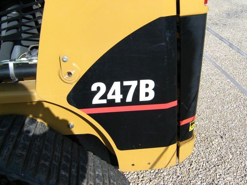 Caterpillar 247 B