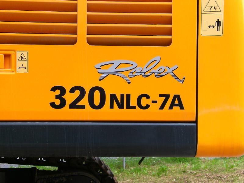 Hyundai Robex 320 NLC-7 A