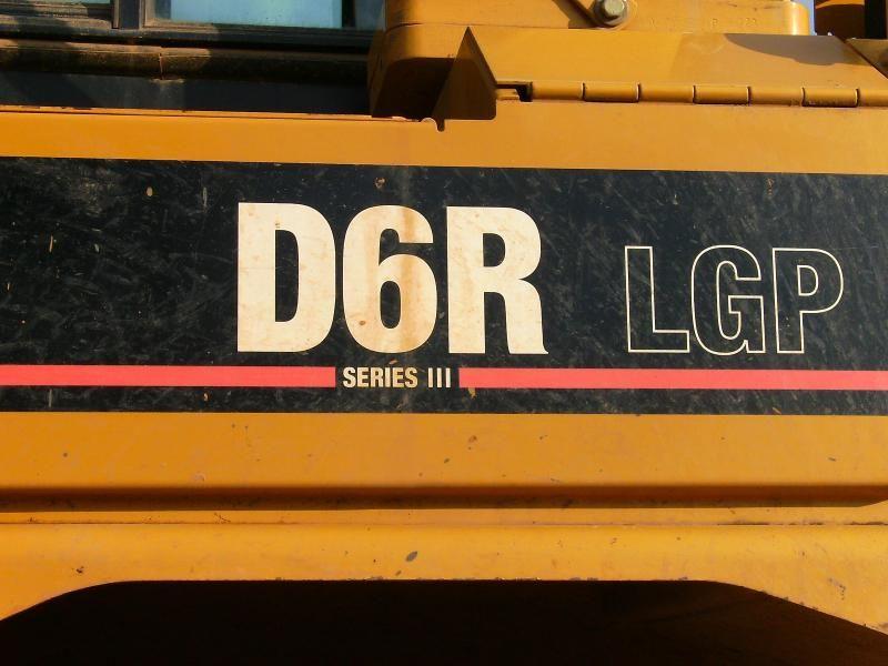 Caterpillar D 6 R LGP série III