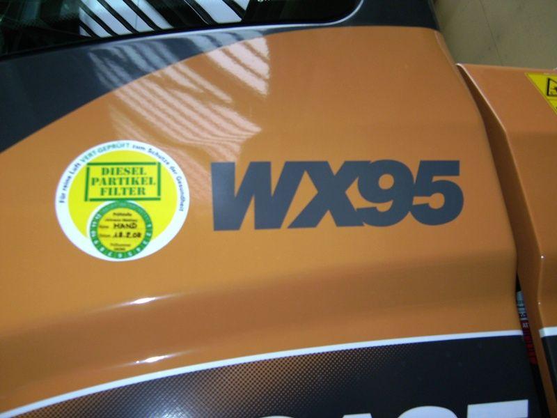 Case WX 95