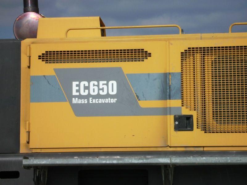 Volvo EC 650 ME