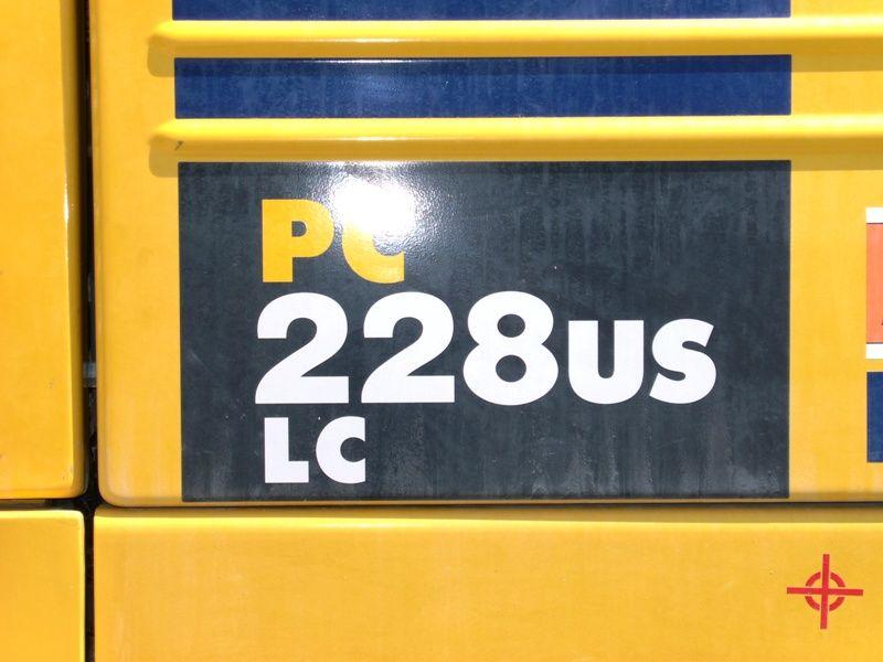 Komatsu PC 228 USLC