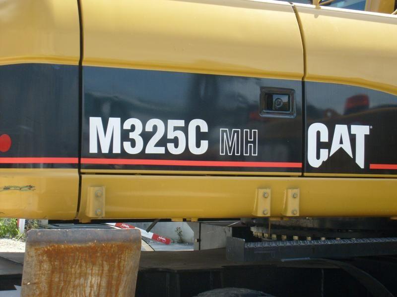 Caterpillar M 325 C MH