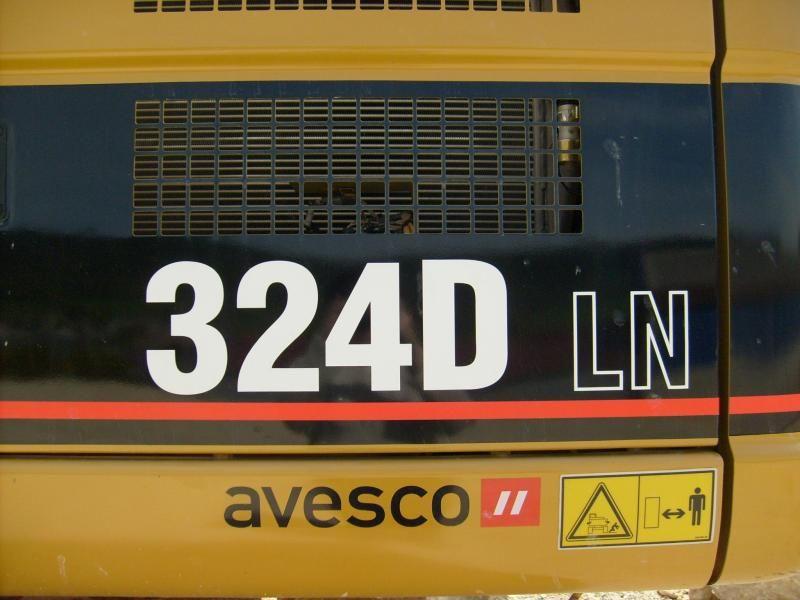 Caterpillar 324 D LN