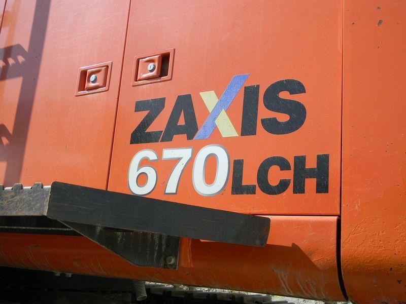 Hitachi ZAXIS 670 LCH