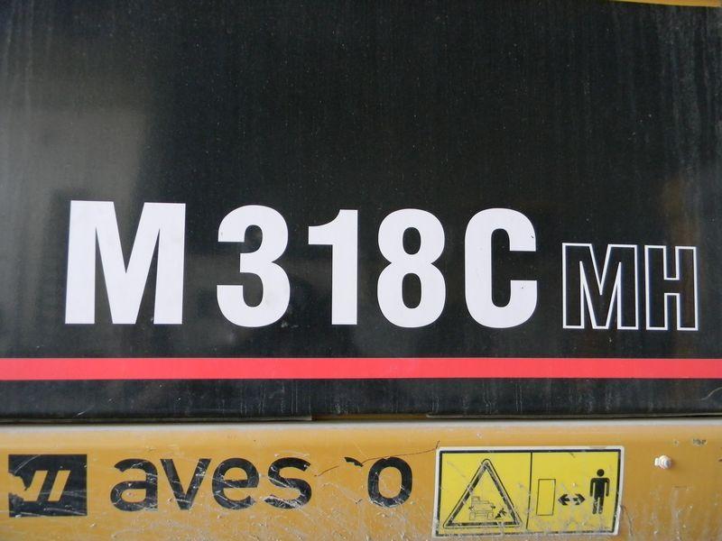 Caterpillar M 318 C MH