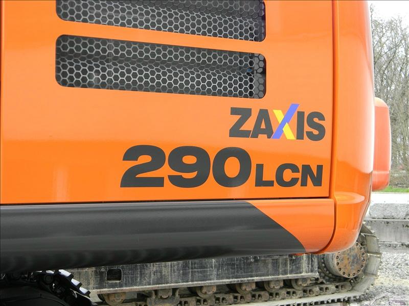 Hitachi ZAXIS 290 LCN