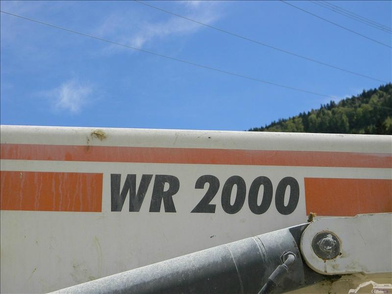 Wirtgen WR 2000