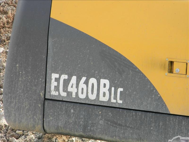 Volvo EC 460 B LC